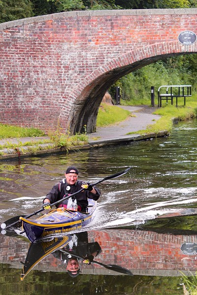 Staffordshire & Worcestershire Canal – Wolverhampton