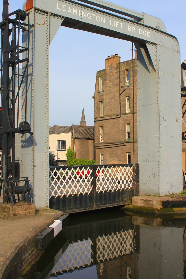 Edinburgh & Glasgow Unuin Canal – Edinburgh