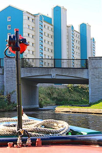 Edinburgh & Glasgow Unuin Canal – Wester Hailes
