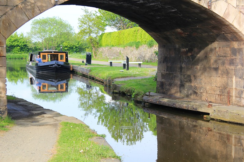 Edinburgh & Glasgow Unuin Canal – Ratho
