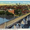 Postcard of the Williams Viaduct 1919-1988 (02458)