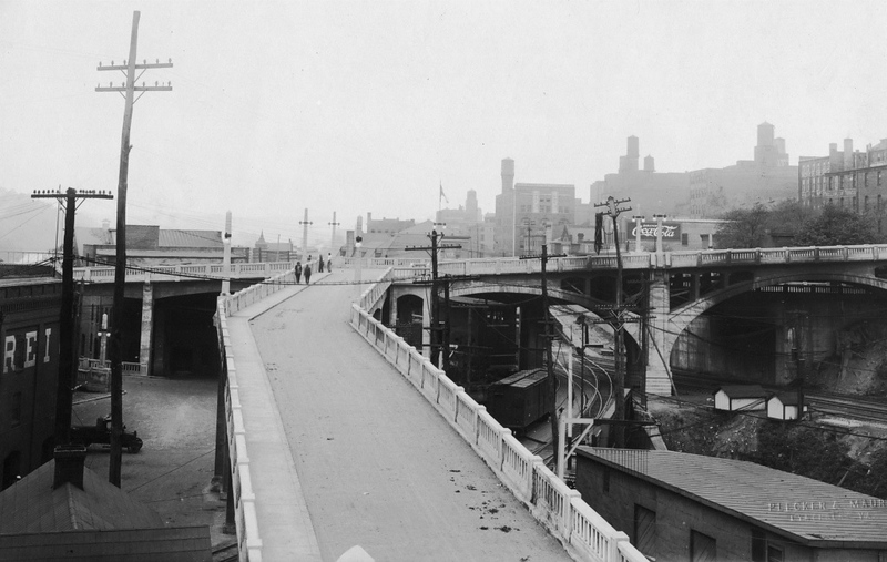 Williams Viaduct at Cabell Street  (09591)