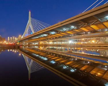 Zakim Bridge, Boston, Massachusetts, USA