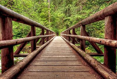 Kopetski Trail Bridge