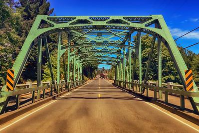 Calapooia River Bridge
