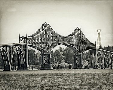 Conde McCullough Memorial Bridge