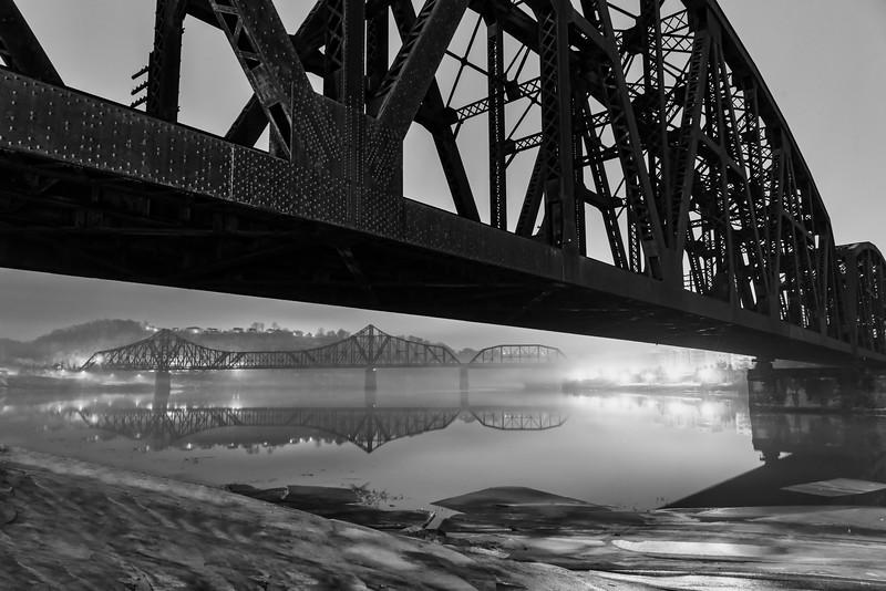 Rochester - Beaver Rail Bridge