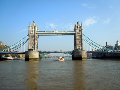 Tower Bridge, London, England