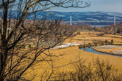 Bear Mountain Bridge, Hudson Valley, New York, USA