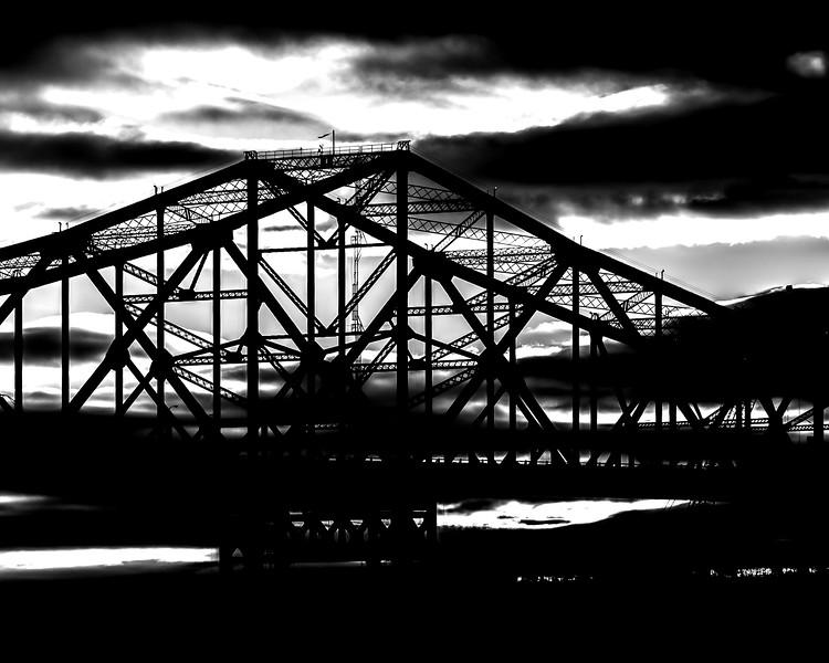 Tappan Zee Bridge Sunset