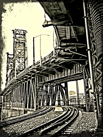 Bridge and Tracks