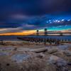 Broken Rocks & Marine Parkway Bridge