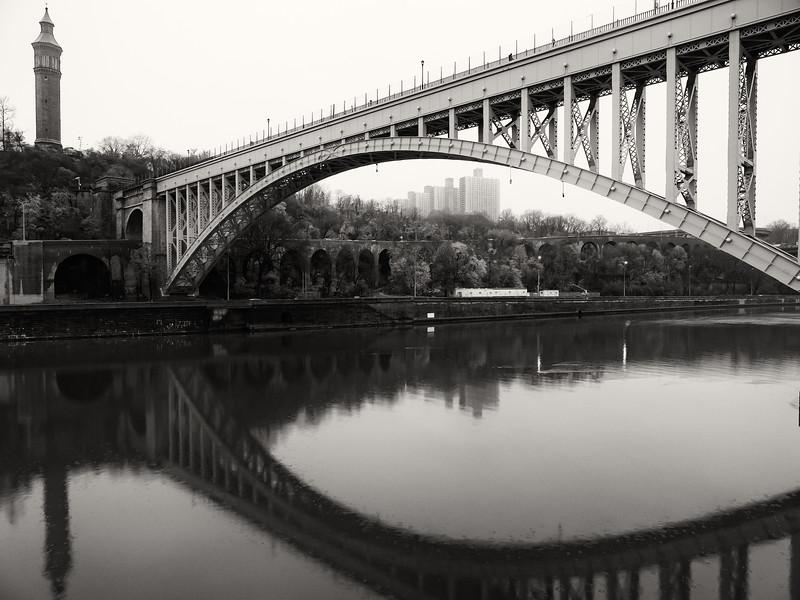 High Bridge & Water Tower, NYC