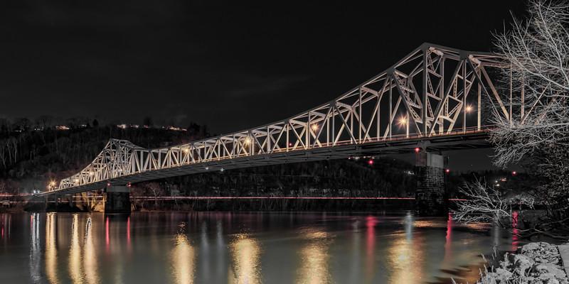 Sewickley Bridge - Sewickley Pennsylvania