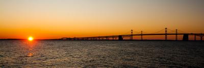 Chesapeake Bay Bridge, Annapolis, USA