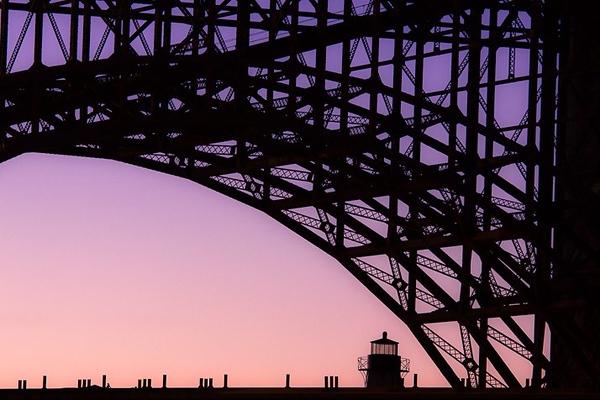 Sunset Arch