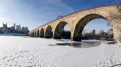 Bridges we cross
