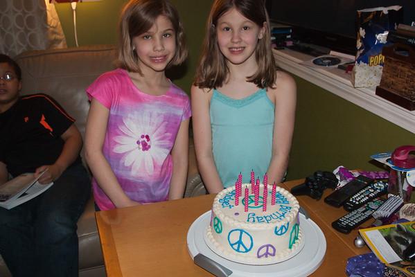 Bridget Birthday 2014
