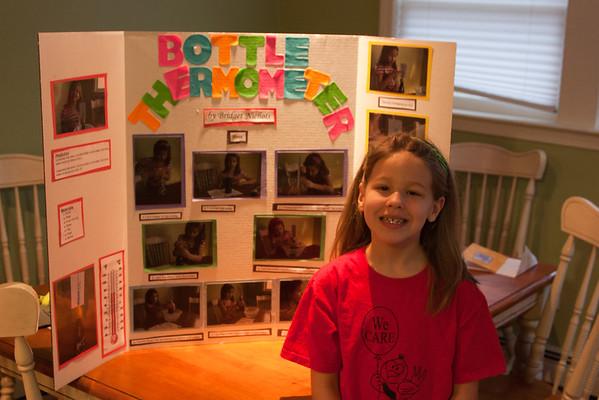 Bridget Science Fair 2012