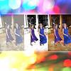 trio effects girls dancing