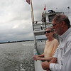 2015 - on Ferry in Chesapeake Bay, MD visit