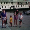 1972 - Granny and Renee come visit via bus, go on Riverboat day trip