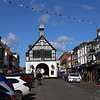The Town Hall and high St, Bridgnorth.