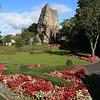 The castle and town park, Bridgnorth.