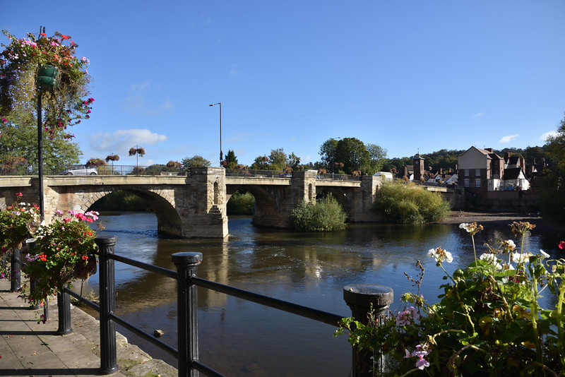 Low Town bridge, Bridgnorth.