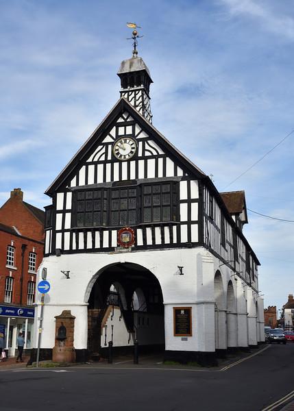 The Town Hall, Bridgnorth.