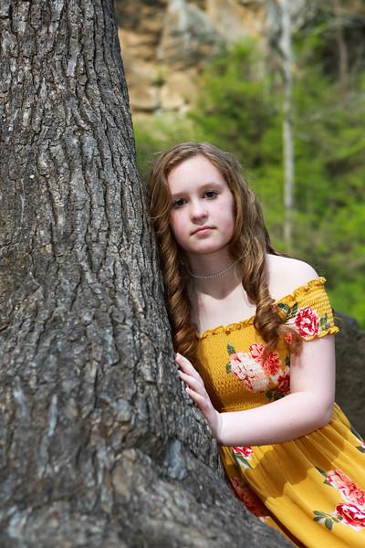 Brieana's Waterfall & Open field shoot '18