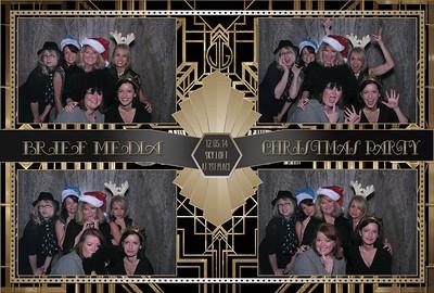 Brief Media Christmas Party