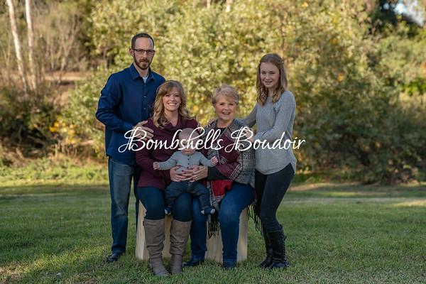 Briggs Family Portraits