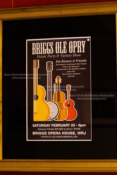 Briggs Ole Opry