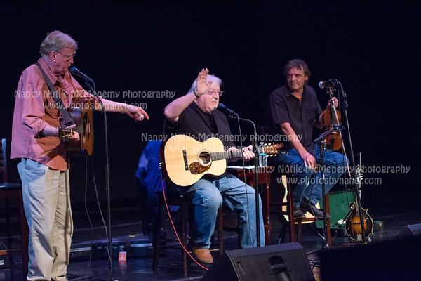 Jim Rooney, Pat Alger, Chris Brashear