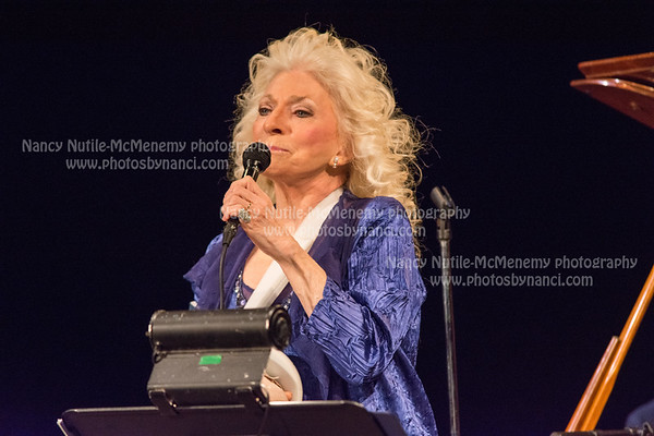 Judy Collins at the Briggs House 2017