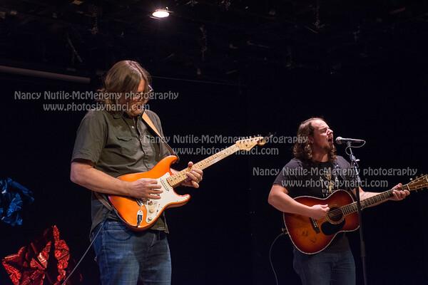 Brooks Hubbard and Val McCallum