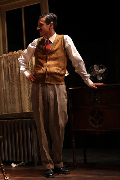 Jack - Act 1<br /> Photo: Justin Barbin