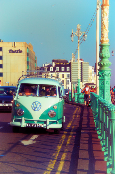 Brighton Beach Bug Bus