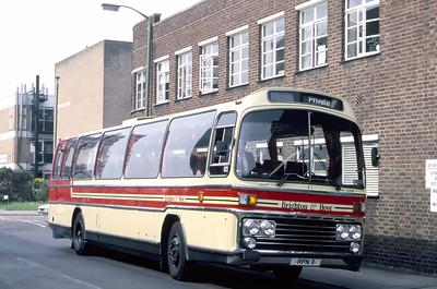 Brighton and Hove 31 Hove Depot May 87