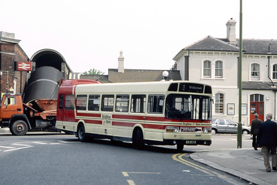 Brighton and Hove 40 Goldstone Villas Hove May 87