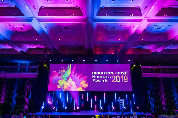Check out more photographs from BAHBAs 2019: https://www.simoncallaghanphotography.com/Brighton-Photographer-Blog/Brighton-Event/Brighton-Hove-Business-Awards-2019-Hilton-Metropole/