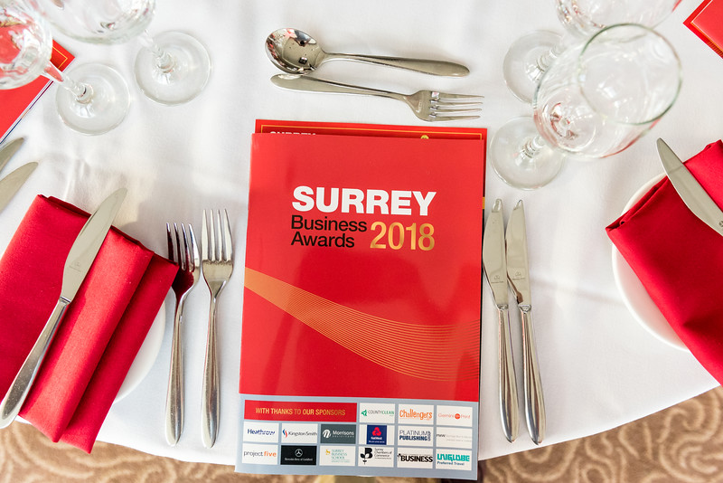 Check out more from the Surrey Business Awards 2018: https://www.simoncallaghanphotography.com/Brighton-Photographer-Blog/Brighton-Event/Surrey-Business-Awards-2018/
