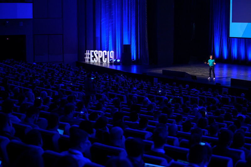Check out more photographs from ESPC 2019: https://www.simoncallaghanphotography.com/Brighton-Photographer-Blog/Conference/European-SharePoint-Office-365-Azure-Conference/ESPC-2019-Prague-Congress-Centre