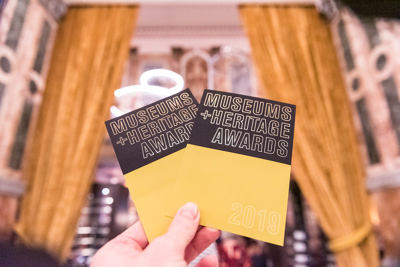 Check out more photographs from the Museum + Heritage Awards 2019: https://www.simoncallaghanphotography.com/Brighton-Photographer-Blog/Conference/Museum-Heritage/Awards-2019