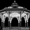 Bandstand B&W
