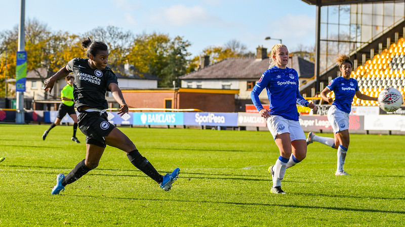 Everton Women v Brighton and Hove Albion Women