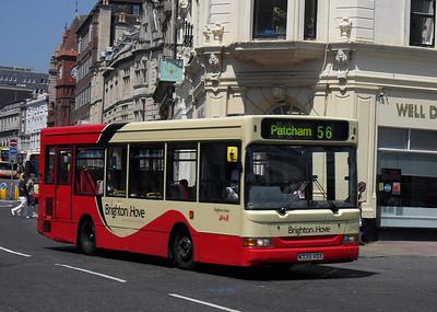 245 - W339VGX - Brighton (North St) - 4.6.10