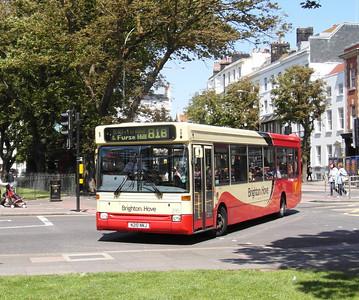 210 - N210NNJ - Brighton (Old Steine) - 16.6.12