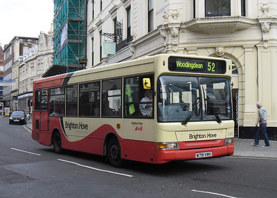 240 - W791VMV - Brighton (North St) - 31.8.11
